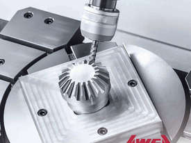 Awea FV-560 & 960 5 Axis Machining Centre - picture9' - Click to enlarge