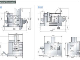 Awea FV-560 & 960 5 Axis Machining Centre - picture11' - Click to enlarge