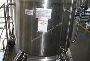 Stainless Steel Internal Pressure Vessel
