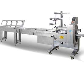 Inomach Flow-Wrapper Packaging Machine - picture1' - Click to enlarge
