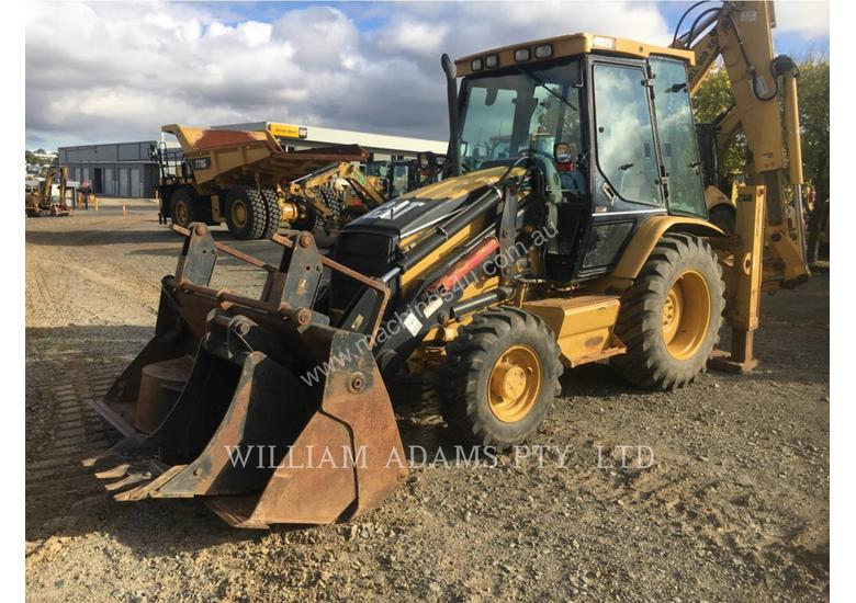 CATERPILLAR 432D Backhoe Loaders