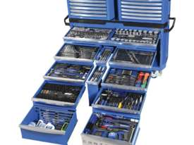 Kincrome 500pc K1560 Workshop Toolkit with 2 x Bonus Boxes - picture0' - Click to enlarge