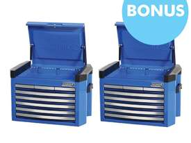 Kincrome 500pc K1560 Workshop Toolkit with 2 x Bonus Boxes - picture5' - Click to enlarge