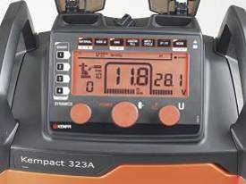 Kemppi Kempact 323A Mig Welder Package - picture3' - Click to enlarge