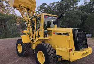 12T WHEEL LOADER 145HP CUMMINS QUICK HITCH New 5T Forks Same Size as CAT 930G