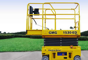 GMG 1530 ED Micro Scissor Lift - with Industry first 10 x 5 Warranty