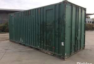 Isuzu 20ft Shipping Container