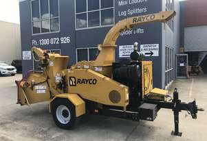 2013 Rayco RC1824 18-inch Diesel Wood Chipper