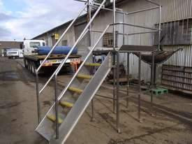 Stainless Steel Inspection Platform - picture0' - Click to enlarge