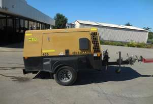 SULLAIR 425DPQ 425CFM MOBILE DIESEL AIR COMPRESSOR