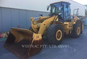 CATERPILLAR 962H Wheel Loaders integrated Toolcarriers