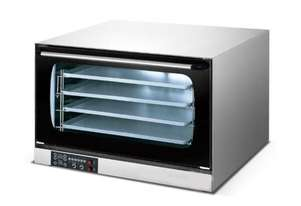 Commercial Digital Convection Oven with Press Button Steam