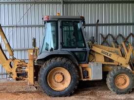 2000 Case 580LE Backhoe, 5500hrs, attachments.  MS488 - picture0' - Click to enlarge