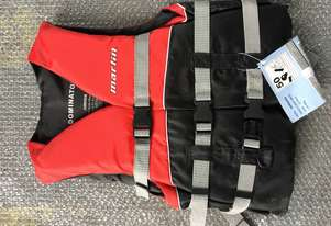 Life Jacket Buoyancy Vest Marlin Junior Dominator Level 50S/35N