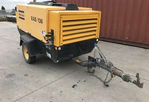 2005 Atlas Copco XAS136 290cfm Air Compressor