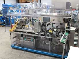 Blister Packer and Cartoner - picture2' - Click to enlarge
