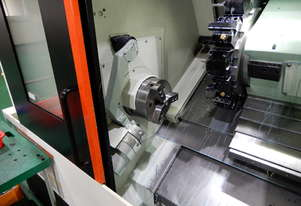 2015 Mazak Quick Turn Smart 200 CNC Lathe