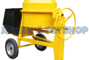 CEMENT MIXER 8 CU/ FT 7HP DIESEL 2 WHEEL