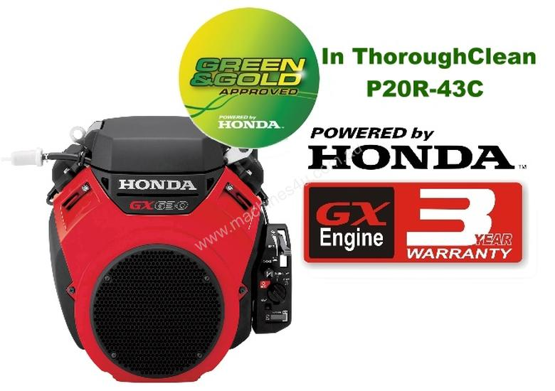 Rental Spec 3600 PSI 18 LPM HONDA 20hp