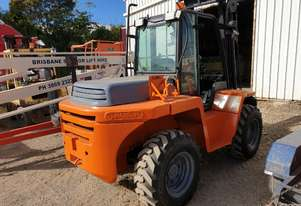 Ausa   4WD buggy forklift