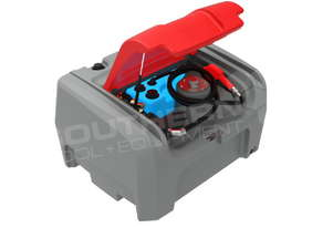 400L Diesel Fuel Tank + 35L Adblue Combo Cube Ute Pack TFPOLYDD