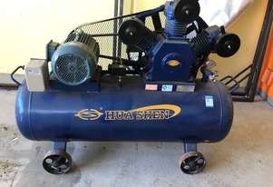 Air compressors and Air Dryer