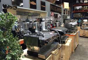 COFFEE MACHINE WAREHOUSE MELBOURNE ESPRESSO CHEAP USED LATTE