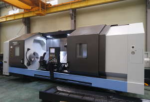 2017 Doosan Puma-600LY Turn Mill CNC Lathe