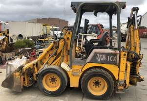 JCB 1CX Skidsteer Loader / Backhoe
