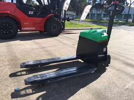 Brand New Hangcha 1.5 Ton Li-ion Pallet Truck  - picture0' - Click to enlarge