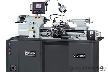 Cyclematic Toolroom Lathe CTL-618