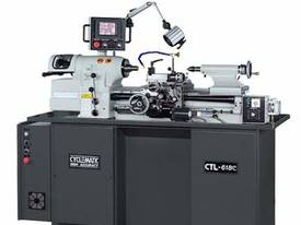 Toolroom Lathe CTL-618 - picture0' - Click to enlarge
