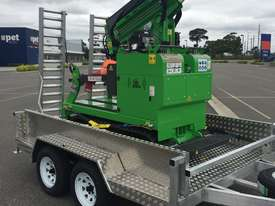 Mini Crane Crawler Lift Capacity massive 1.5tonne 1 metre wide only!!  - picture0' - Click to enlarge