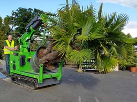 Mini Crane Crawler Lift Capacity massive 1.5tonne 1 metre wide only!!  - picture2' - Click to enlarge