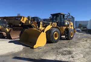 Caterpillar   966K Loader