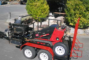TORO TX525 MINI TRACKED LOADER