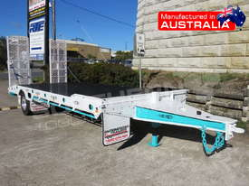 Interstate Trailers Single Axle Tag Trailer Elite 11 Ton ATTTAG - picture0' - Click to enlarge