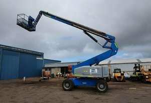 Genie Z80/60 Boom Lift. In test.