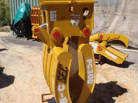 SEC Hydraulic Grab  - picture1' - Click to enlarge