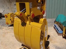 SEC Hydraulic Grab  - picture2' - Click to enlarge