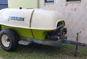 Interlink 2000 litre orchard sprayer