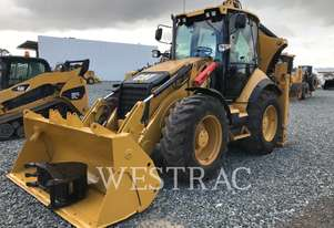 CATERPILLAR 434F Backhoe Loaders