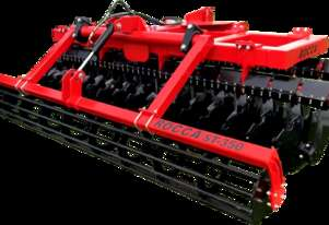 ROCCA ST-475 Heavy Duty Speed Discs Rotary Tillage With 4.75 Meter Cutting Width