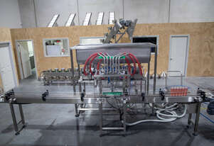 CanPack Machinery CPM Bottling Line