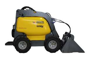 New Wacker Neuson Dingo Mini Loader SM325-24W EFI Petrol, inc 4-1 Bucket