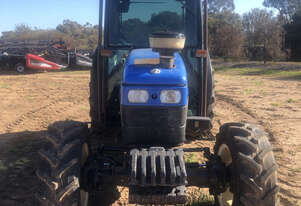 New Holland TN95FA FWA/4WD Tractor