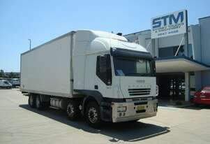 IVECO STRALIS AT505 REFRIGERATED TRUCK