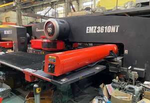 Amada EMZ 3610 NT Punching Machine