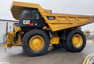 Caterpillar 777G Rigid Dump Trucks - Choice of 5