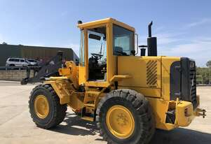 Volvo   L50E Loader 7000hrs